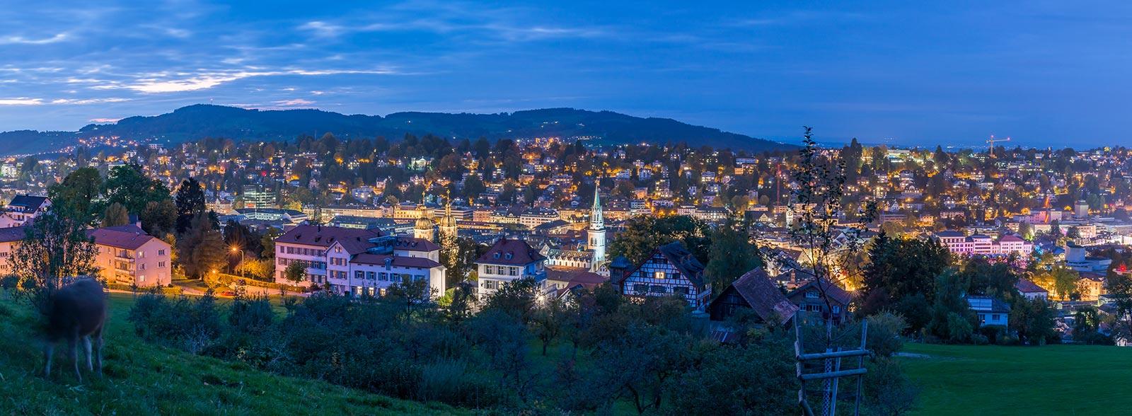 Umzug Kanton St. Gallen