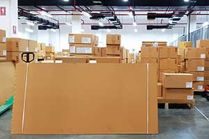 Umzugsservice Zürich GmbH offers storage of your furniture and personal belongings.