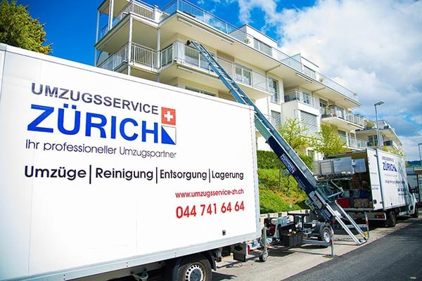 Relocation Zurich