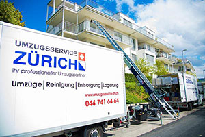 Relocation company for private and company relocation in Switzerland