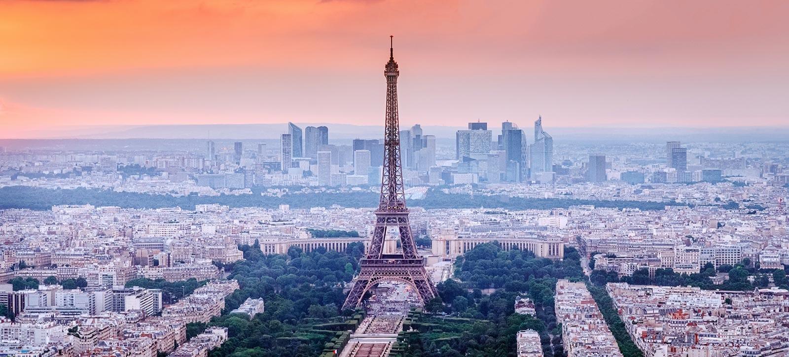 Umzug Zürich Paris