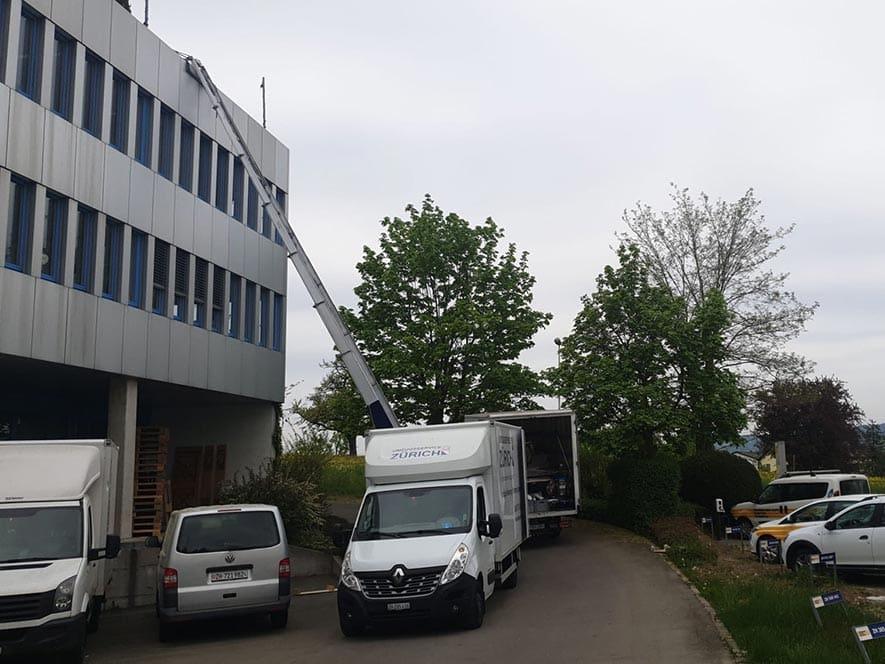 Umzugsservice Zürich